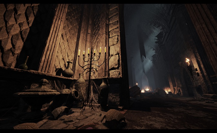 Official Warhammer: End Times - Vermintide Drachenfels (PC)