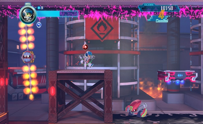 Official Mighty No. 9 Ray Expansion (PC)