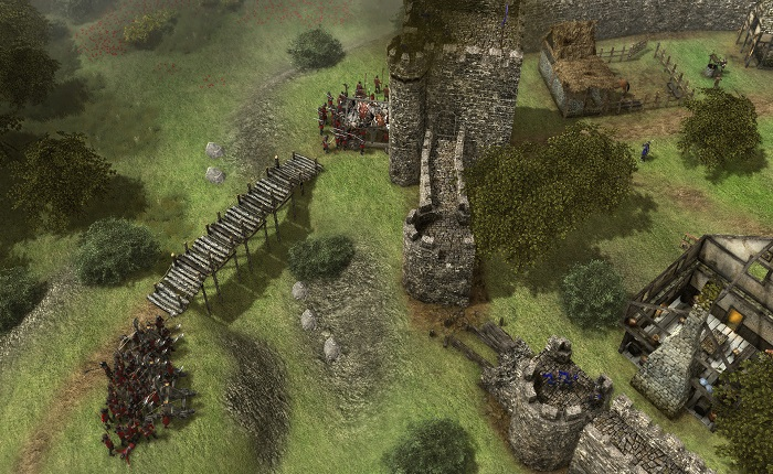 Official Stronghold 3 Gold (PC)