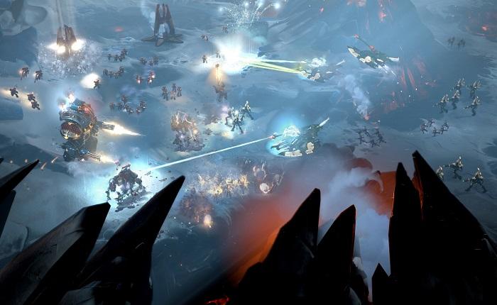 Official Warhammer 40,000 Dawn of War 3 (PC)