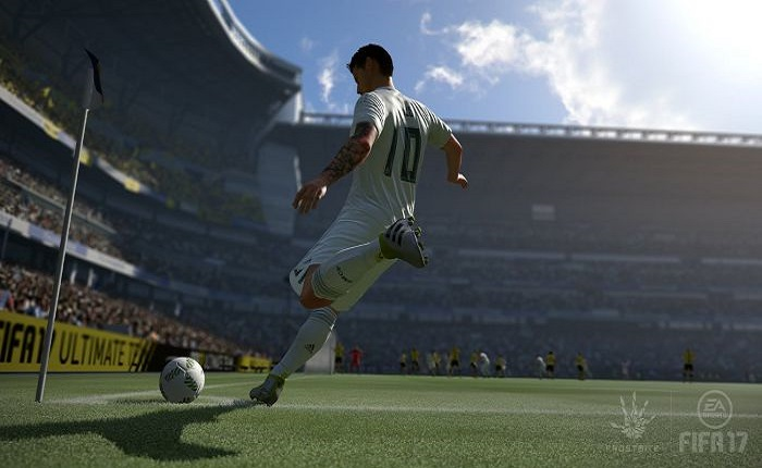Official FIFA 17+ Pre-order Bonus (PC)