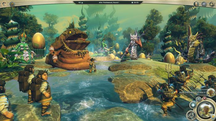 Official Age of Wonders 3 Golden Realms DLC (PC) EU Version