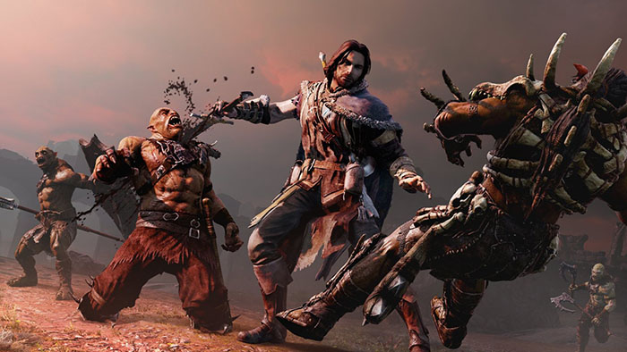 Official Middle Earth: Shadow of Mordor Premium Edition (PC)