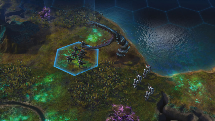 Official Sid Meier's Civilization: Beyond Earth - Exoplanets DLC