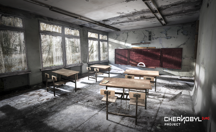 Official Chernobyl VR Project (PC)