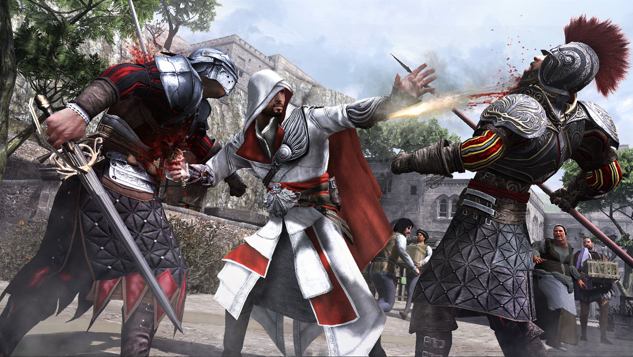 Official Assassin's Creed:Brotherhood (PC)