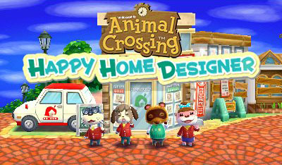 Animal Crossing: Happy Home Designer - NINTENDO eShop Code (3DS/EU/Digital Download Code)