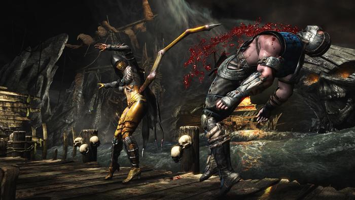 Official Mortal Kombat X Goro DLC (PC)