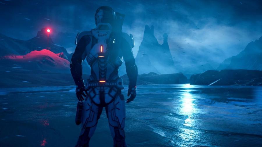 Official Mass Effect Andromeda / Mass Effect 4 (PC)