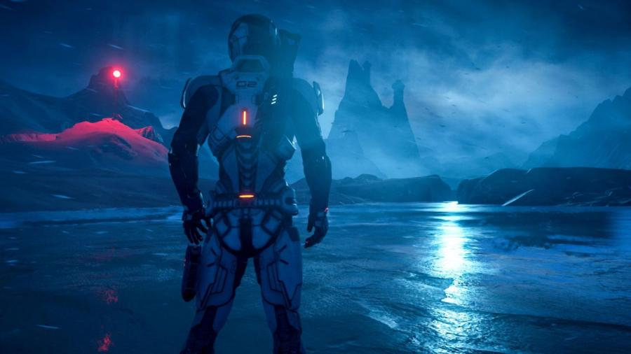 Official Mass Effect 4 / Mss Effect Andromeda Deep Space Pack (PC)
