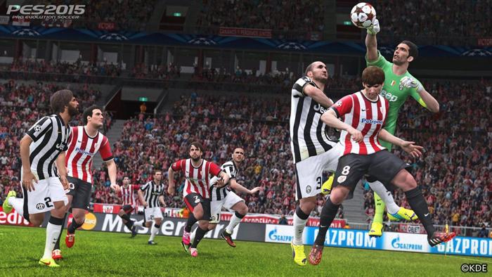 Official Pro Evolution Soccer 2015