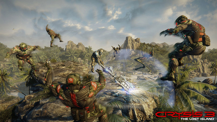 Official Crysis 3: The Lost Island