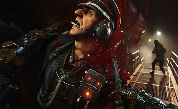 Official Wolfenstein II: The New Colossus (PC) DE/AT version