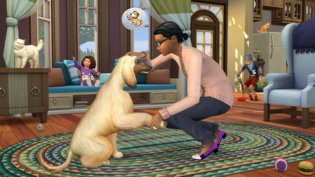 The Sims 4: Cats and Dogs (DLC)