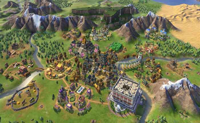 Sid Meier's Civilization VI: Rise and Fall (Steam Cloud Activation)