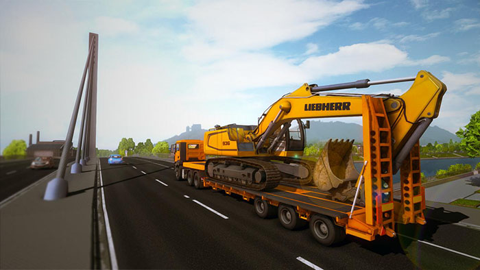 Official Construction Simulator 2015 (PC)