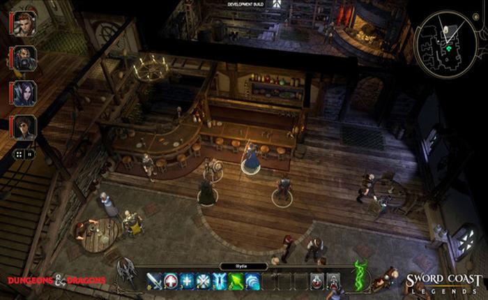 Official Sword Coast Legends (PC)