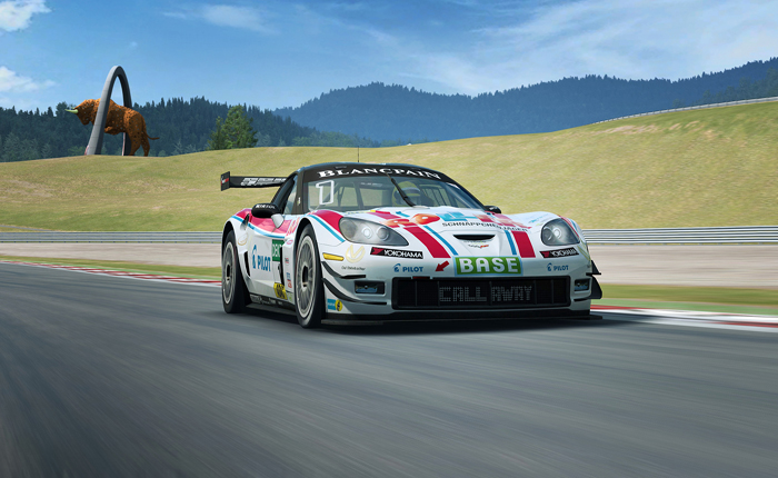Official RaceRoom - ADAC GT Masters Experience 2014