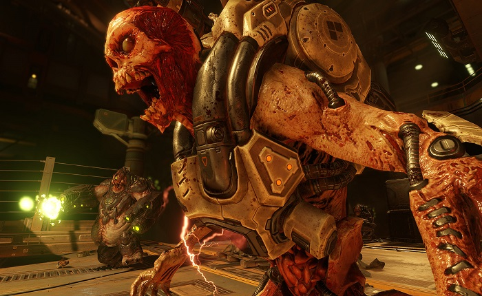 Official DOOM / DOOM 4 Day One Edition (PC)