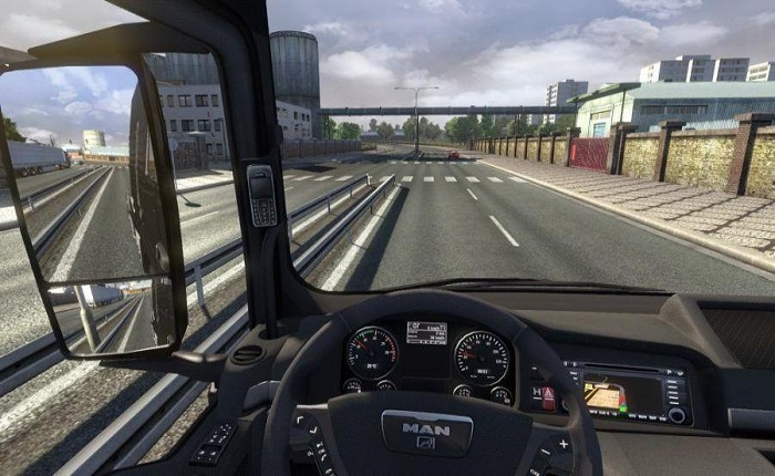 Official Euro Truck Simulator 2 Legendary Edition - EU (PC)
