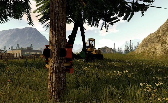 Official Forestry 2017 The Simulation (PC)