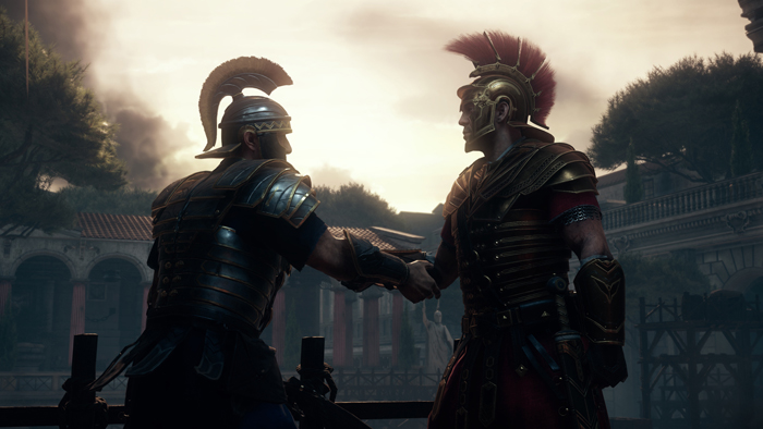 Official Ryse: Son of Rome