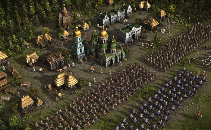 Official Cossacks 3 (PC)