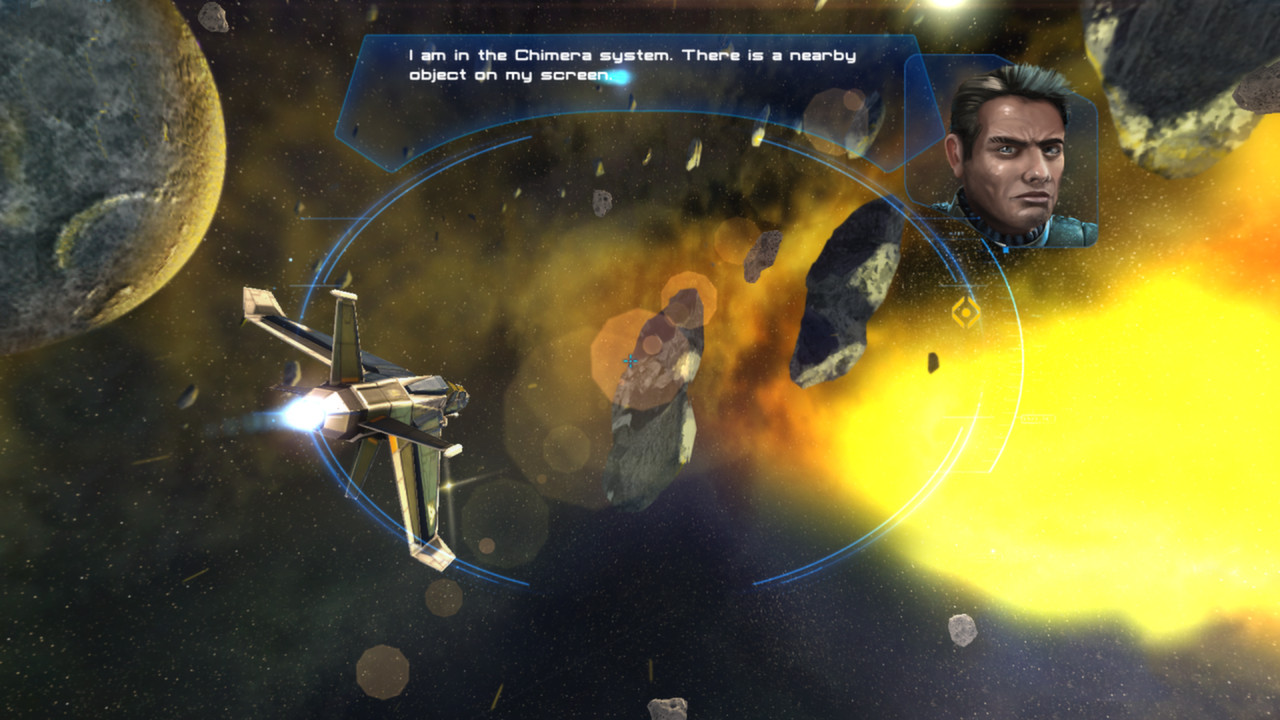 Official Beyond Space (PC)
