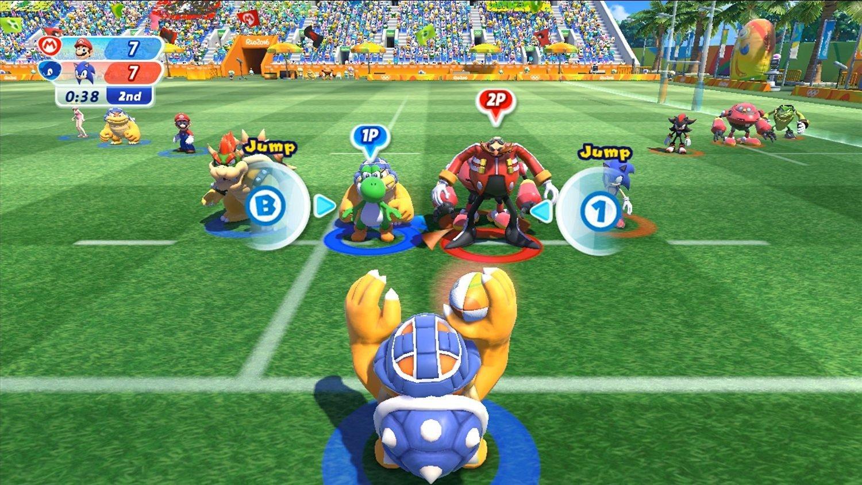 Official Mario & Sonic - Rio 2016 - NINTENDO eShop Code (Wii U/EU/Digital Download Code)