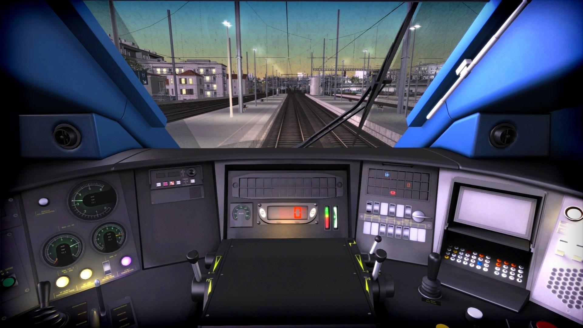 Official Train Simulator 2017 (PC)