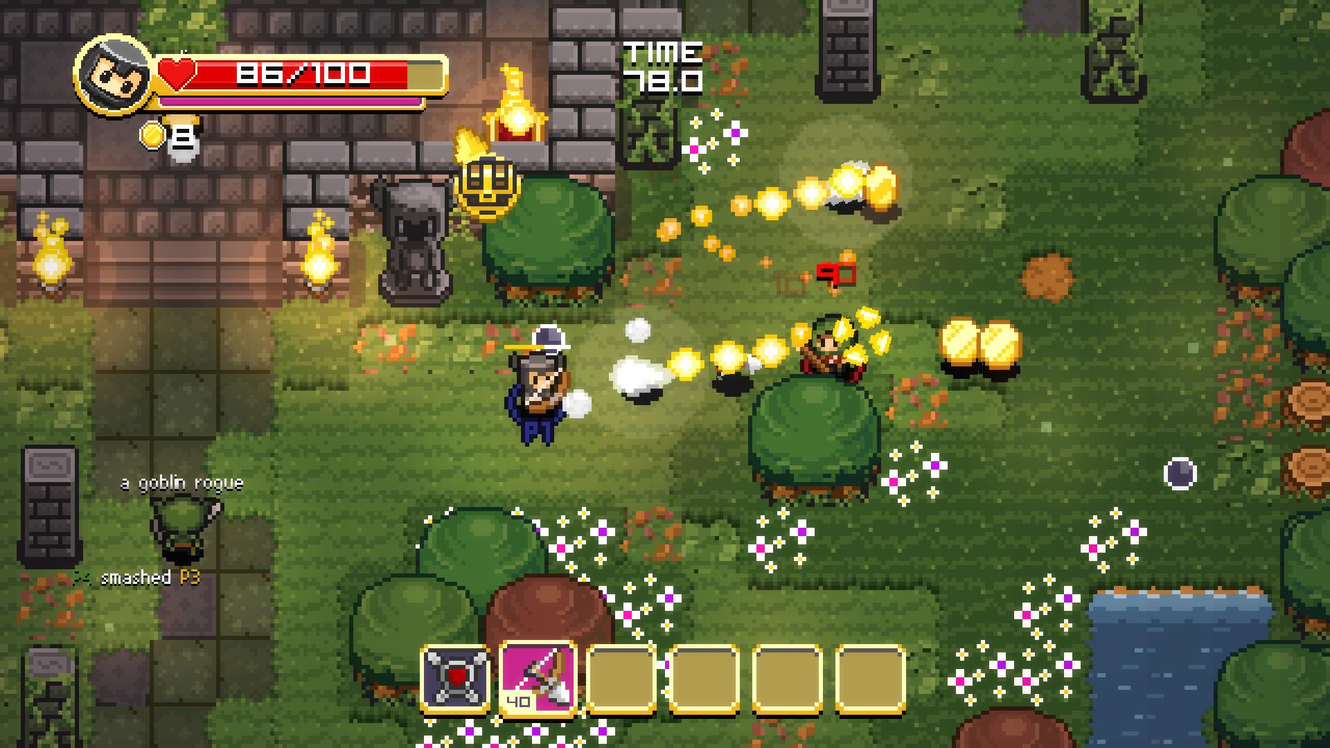 Official Super Treasure Arena (PC)