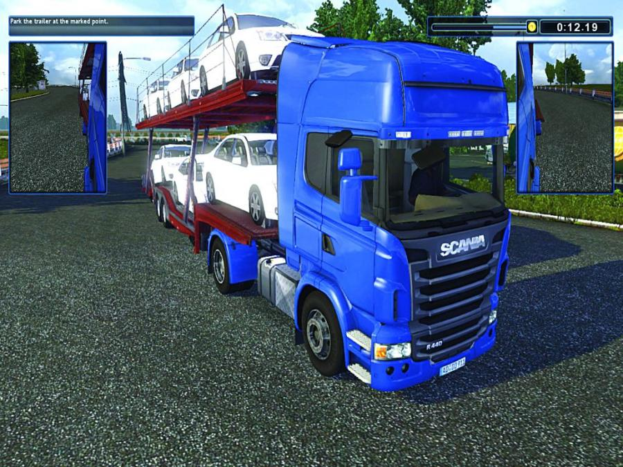Official Euro Truck Simulator Mega Collection (PC)