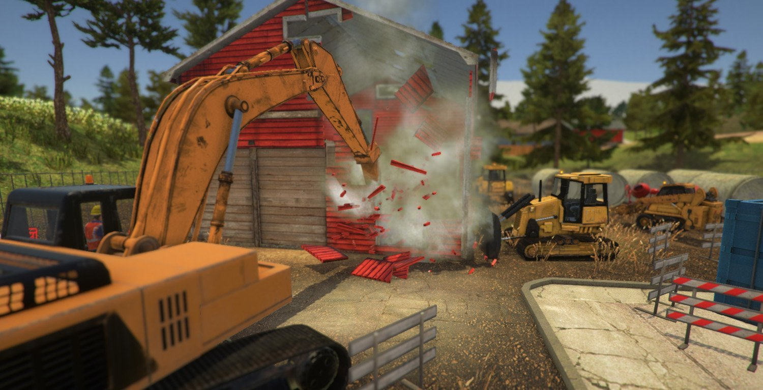 Official Construction Simulator 2017 (PC)
