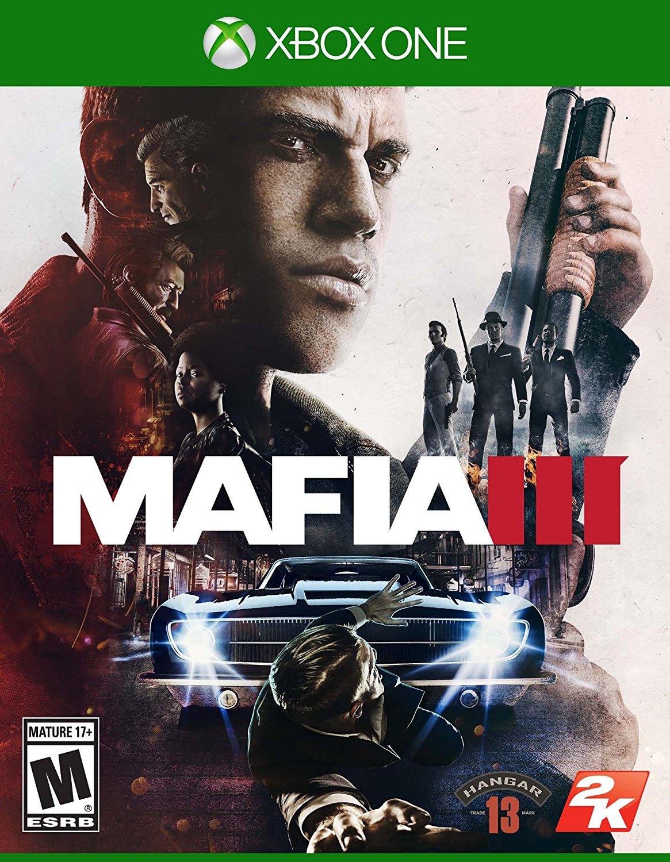Official Mafia 3 (Xbox One Download Code)