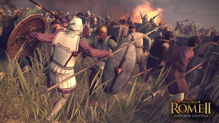 Official Total War: Rome 2 - Emperor Edition