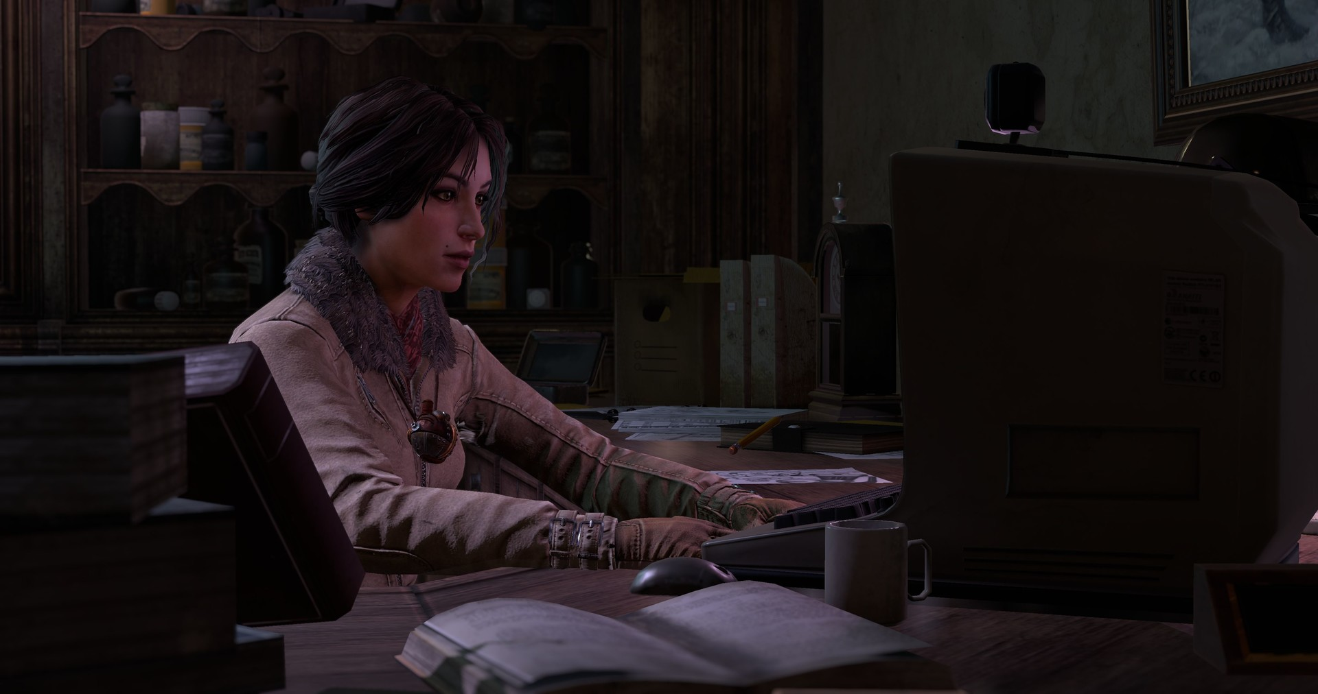 Official Syberia 3 Deluxe Edition (PC)
