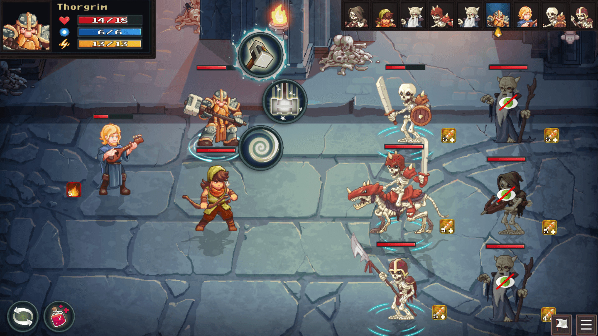 Official Dungeon Rushers (PC)