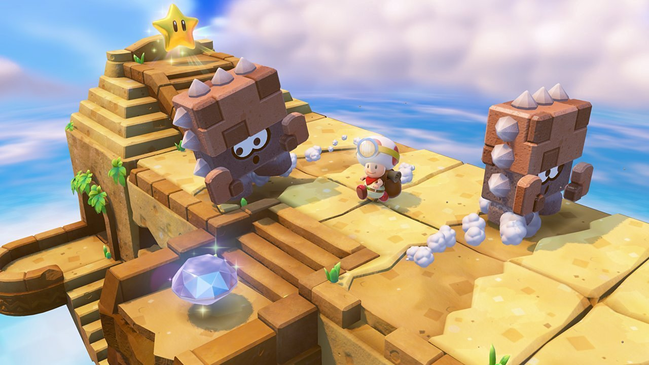 Captain Toad: Treasure Tracker - NINTENDO eShop Code (Wii U/EU/Digital Download Code)