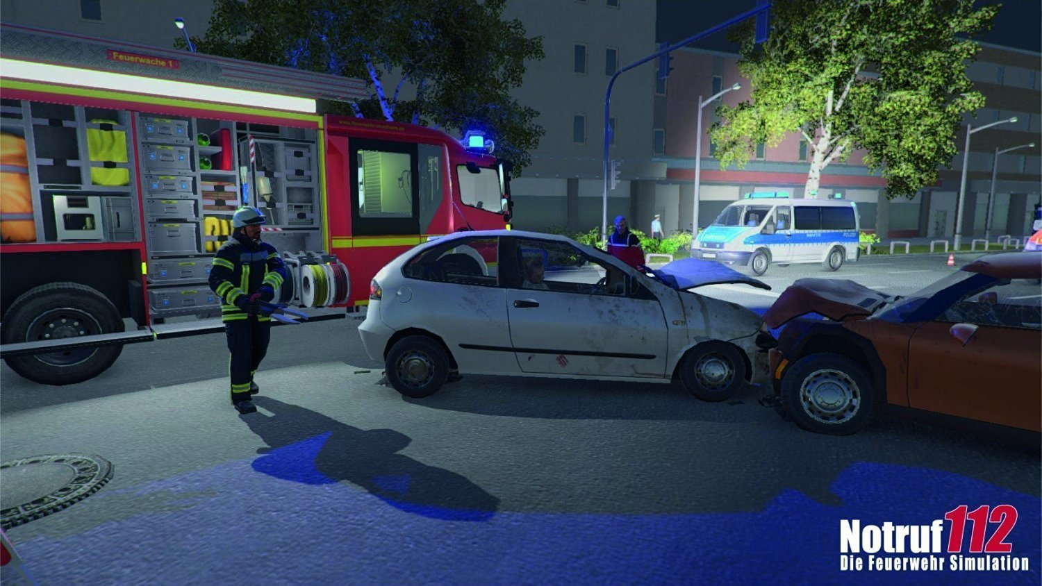Official Emergency Call 112 - The Fire Fighting Simulation (PC)