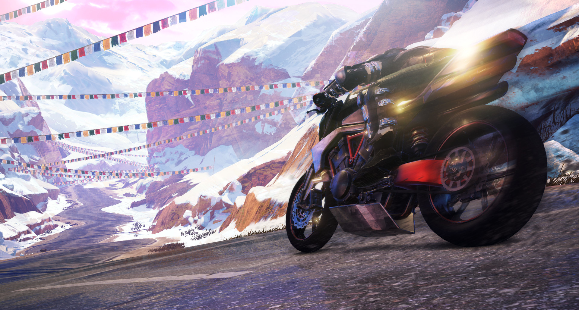 Official Moto Racer 4 Season Pass (PC)