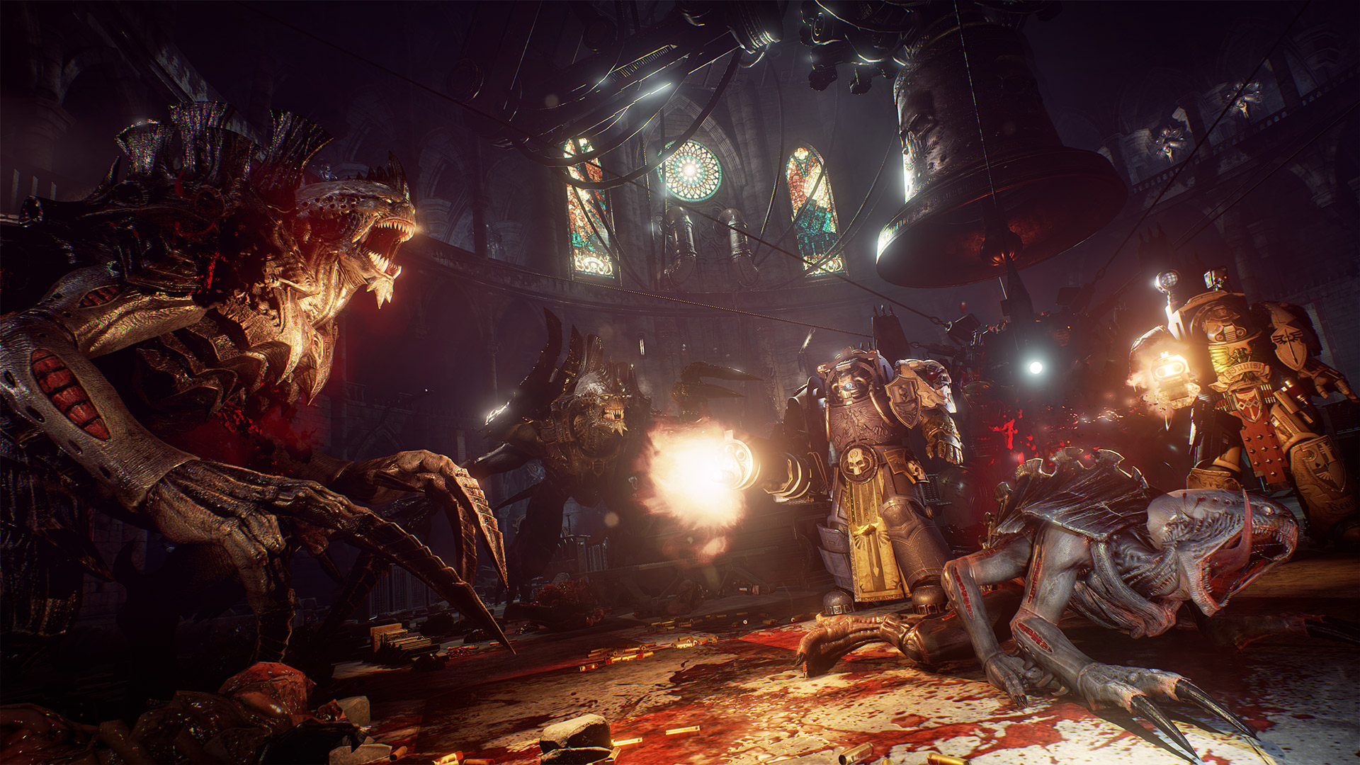 Official Space Hulk: Deathwing (PC)