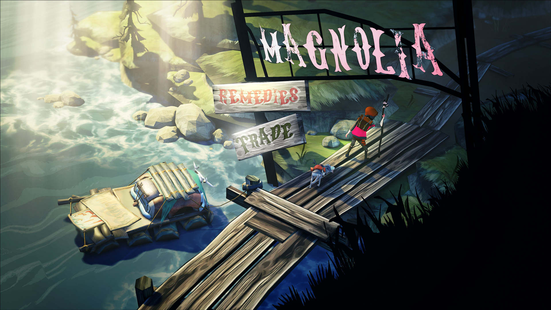 Official The Flame in the Flood (PC)