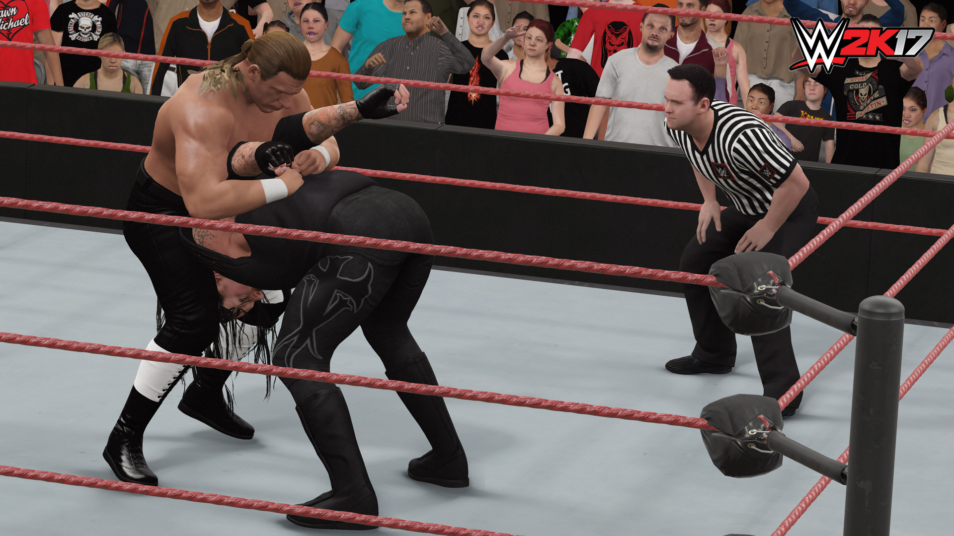 Official WWE 2K17 (PC) EU Version