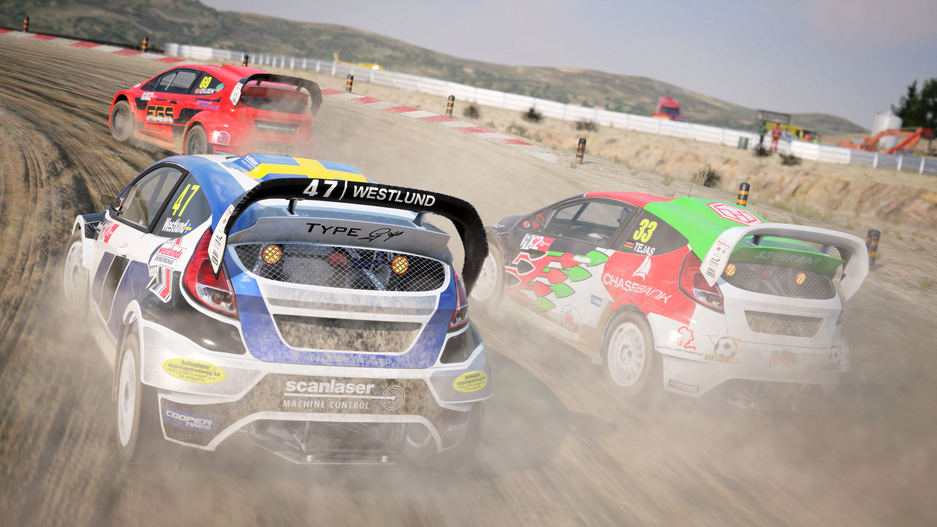 Official DiRT 4 Day One Edition (PC)
