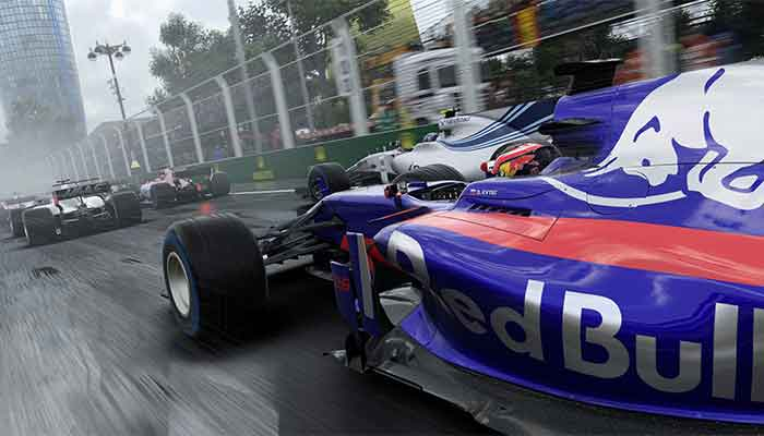 Official F1 2017 (PC)