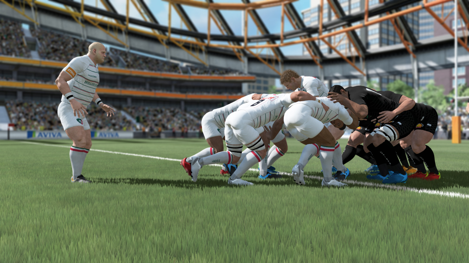Official Rugby 18 (PC)