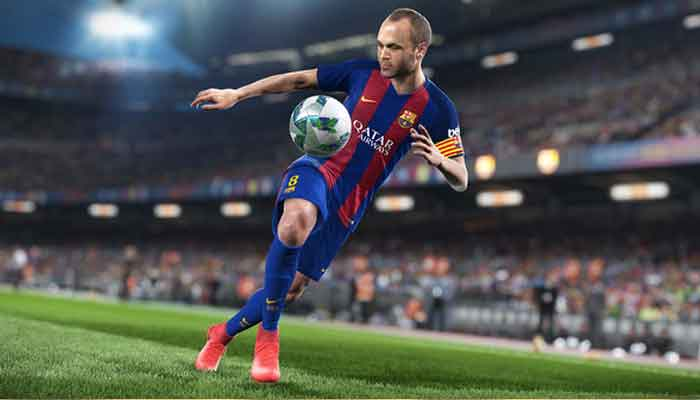 Official Pro Evolution Soccer 2018 FC Barcelona Edition (PC)
