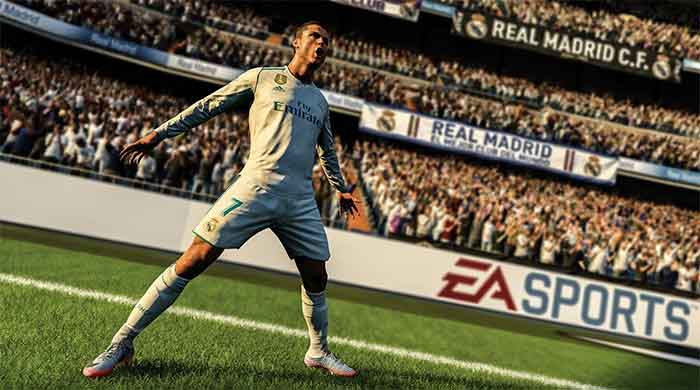 Official FIFA 18 with PreOrder DLC (PC)