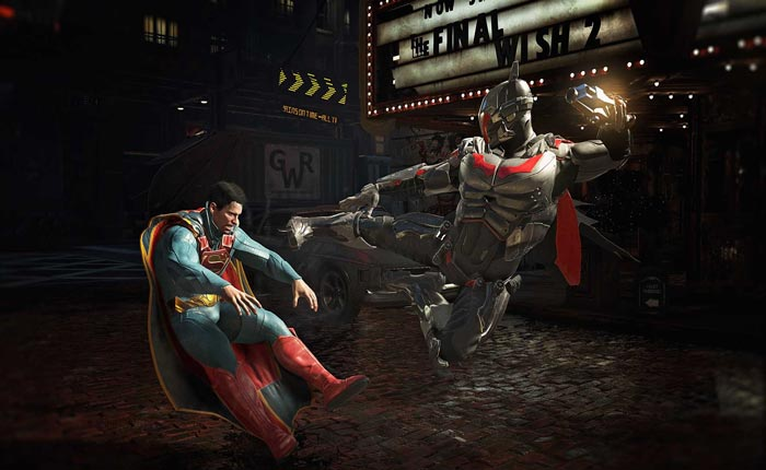 Official Injustice 2+Darkseid DLC (PC)