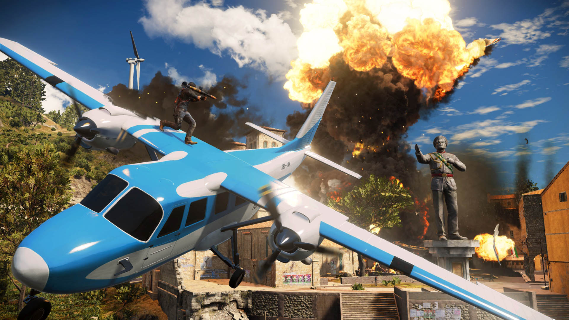 Official Just Cause 3 The Weaponized Vehicle Pack (PC)